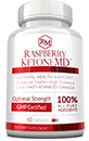 Raspberry Ketone MD Bottle