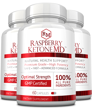 Raspberry Ketone MD Main Bottle