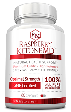 Raspberry Ketone MD Risk Free Bottle