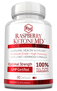 Raspberry Ketone MD Small Bottle